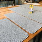 Definitive Edge Carpet Overlocking